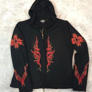 Harley Knit Sweater w/ Hood